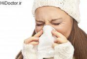 سرما خوردن و این تصورات عامیانه