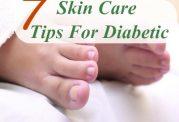 دیابتی ها و محافظت از پوستشان