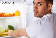 هوس و ولع زیاد برای خوردن غذا