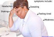 درمان برای کم شدن میزان قند خون