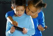 مضرات بیش از اندازه تلفن همراه برای خردسالان