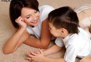 پیامدهای ابراز علاقه شدید به فرزند