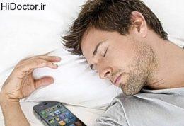 اهمیت استفاده از حالت خواب در تلفن همراه