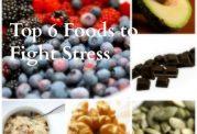 کاهش اضطراب و استرس با این خوردنی ها