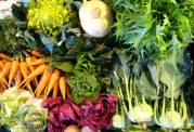 بهترین سبزی های این فصل