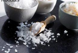 نمک های گوناگون و خاصیت های هر کدام