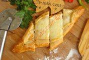 پیده کره و پنیر پیتزا- آموزش تصویری