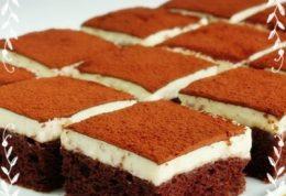 کیک خیس کرمدار