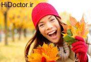 پاییز و تاثیرات منفی آن بر سلامت روحی