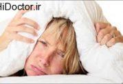 مشکلات خواب و تاثیرات مختلف آن روی بدن