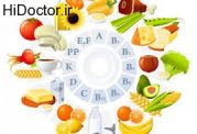 کاهش دریافت ویتامین آ در بدن خردسالان