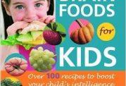 مواد مغذی تقویت کننده هوش اطفال