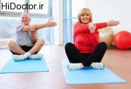کمک به درمان مشکلات مفصلی با ورزش