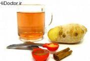 نوشیدنی های گرم و سالم برای زمستان