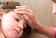 خردسالان و سردردهای آن ها