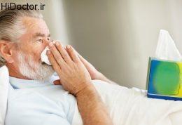 پرستاران بیماران مبتلا به آنفولانزا