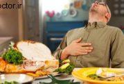 رفع مشکلات روحی با غذاخوردن