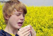 ارتباط آسم و آلرژی در کودکی با فشار خون در بزرگسالی