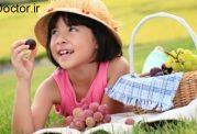 اطلاعاتی در زمینه سوء تغذیه خردسالان