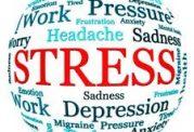 ابتلا به مشکلات پوستی با استرس