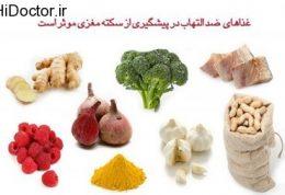 مراقبت های تغذیه ای لازم برای بیماران مغزی