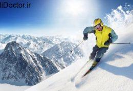 ورزش کردن در هنگام سرما