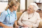 نحوه انتخاب پرستاری شایسته برای سالمند