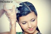 آموزش تهیه ماسک موی گیاهی در خانه