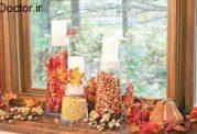 دگرگون شدن فضای منزل در فصل پاییز