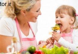 غذاهای محرک اشتهای کودک