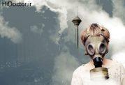 مشکلات روحی و افسردگی با آلودگی هوا