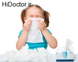 شناخت انواع آلرژی در سنین پایین