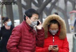 آلودگی هوا و استفاده از ماسک های مخصوص