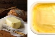 ترکیبات غذایی کره و مارگارین