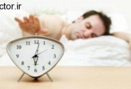 اهمیت تنظیم بودن ساعت خواب بدن