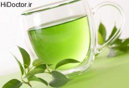 چرا خوردن چای سبز به مقدار زیاد ضرر دارد