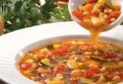 روش تهیه سوپ قلم برای میانسال ها