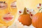 آموزش تهیه ماسک خانگی نارنجی