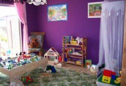 مرتب کردن اصولی اتاق کودک