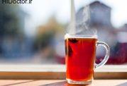 نوشیدن چای و ارتباط آن با استرس