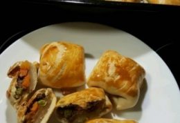 بورک تلاش – غذای خمیری ترکیه
