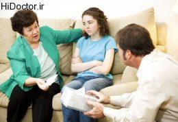 مشاجره و دعوای خانگی با نوجوان ممنوع!