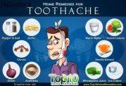 روش های رفع دندان درد در سنین پایین