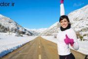 کاهش وزن در فصول سرد سال