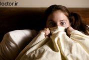 ارتباط کابوس دیدن با نحوه خوابیدن