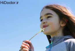 اثرات مفید نور خورشید روی اطفال