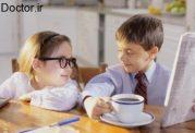 با قهوه دوست باشید