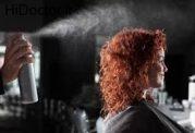 راز و رمز اسپری کردن مو