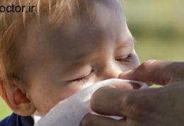 مراقبت از اطفال در برابر سرماخوردگی