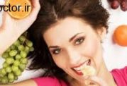 خوردن پوست میوه و تاثیرات آن روی پوست بدن